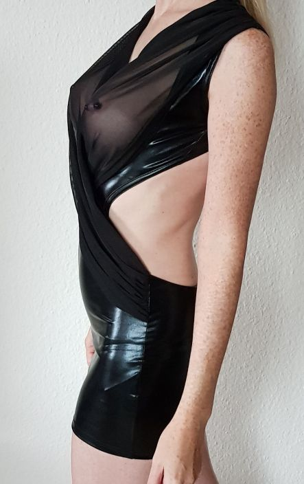 NOIR HANDMADE Infamous Dress von andersartig