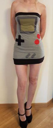 Gameboykleid - oder ist es doch ein Top?
